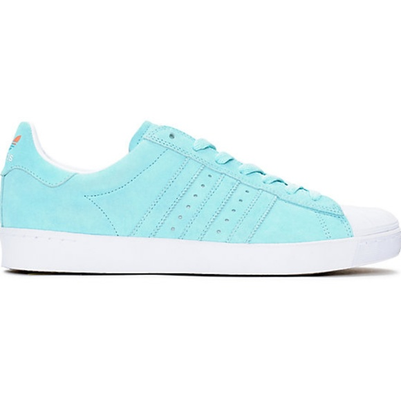 8d58c28517b8 adidas Other - Adidas Superstar Vulc ADV Pastel Blue Shoes Men s